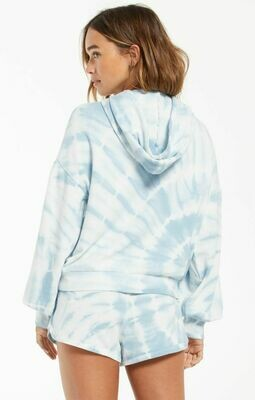 *Eva Spiral Tie Dye Hoodie - ZT211257