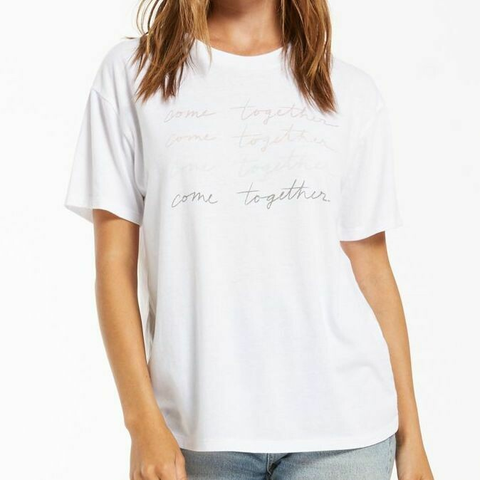 *Come Together Tee - ZT211486