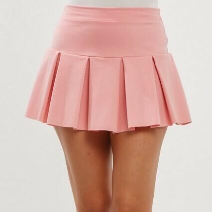 *Everyday Tennis Skirt - BK03058