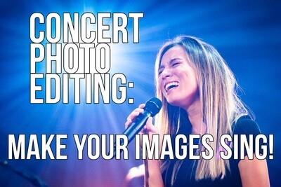 Concert Photo Editing: Make Your Images Sing!