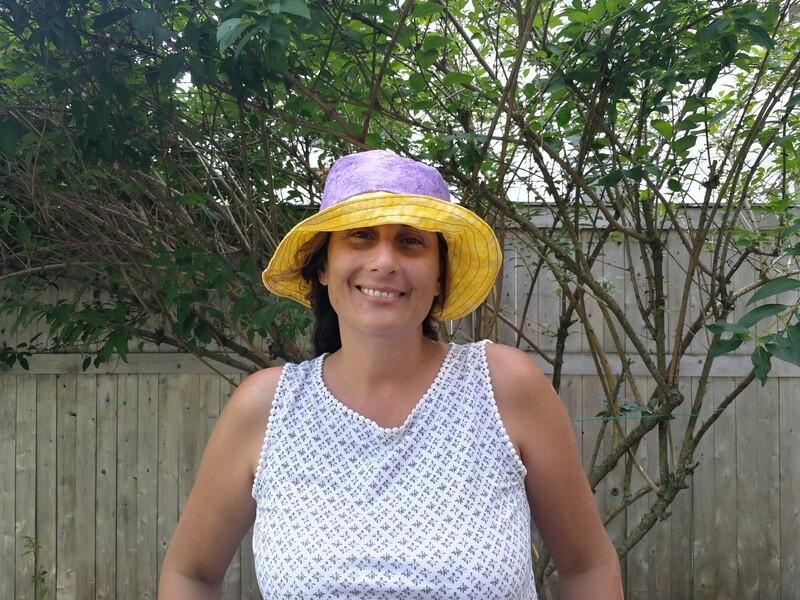 Scotties Customizable Tie-Dye Bucket Hat