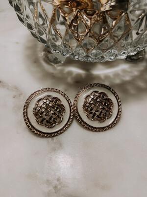 Willow Vintage Earrings
