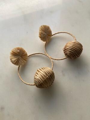 Halsey Vintage Earrings