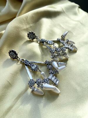 Ines Statement Earrings