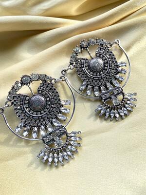 Clara Statement Earrings