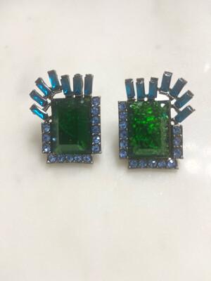 Grant statement earrings