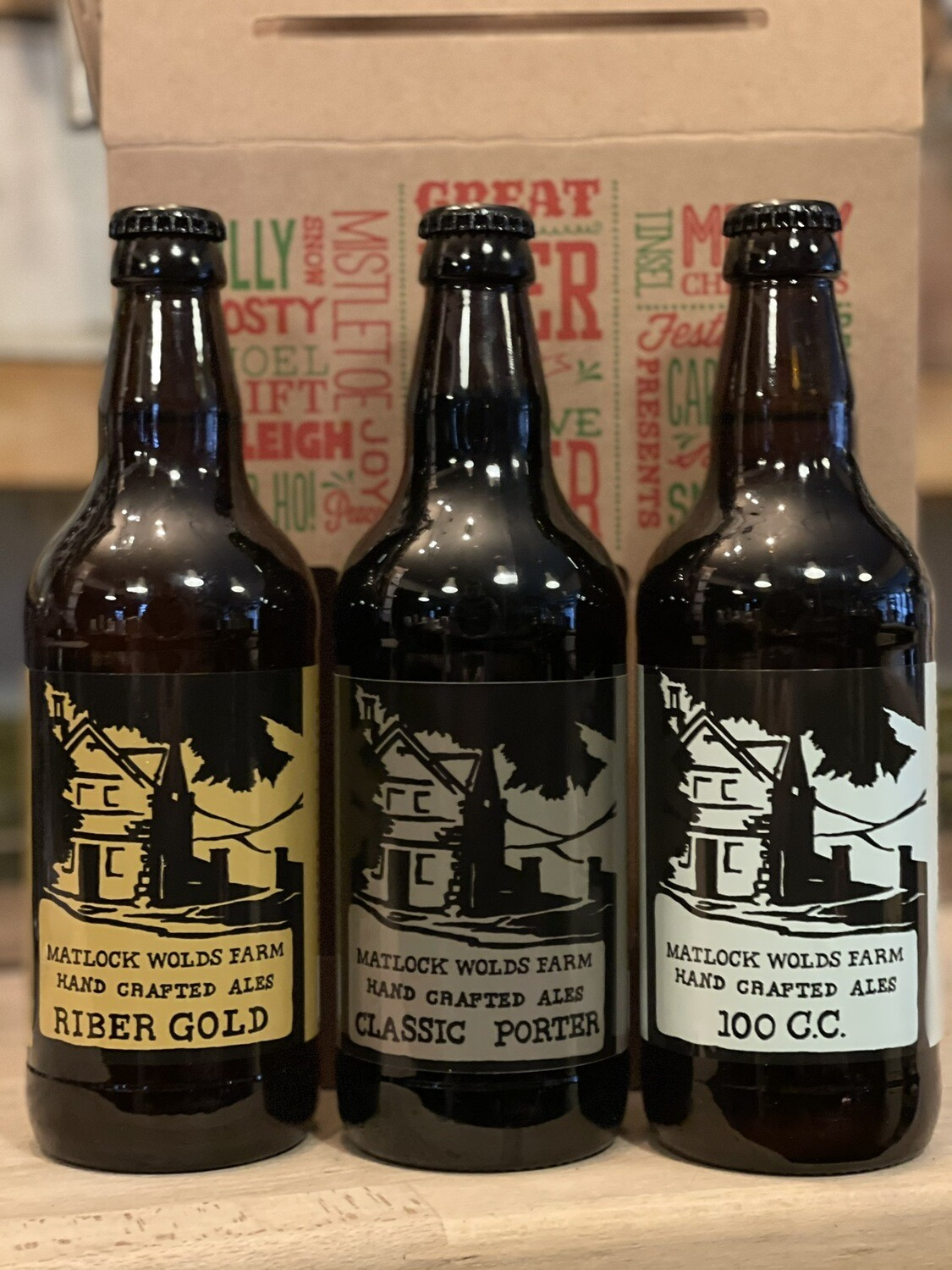 MATLOCK WOLDS FARM - 3 PACK