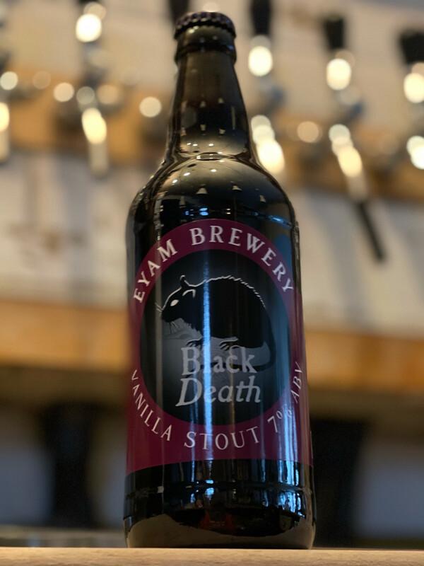 EYAM BREWERY - BLACK DEATH