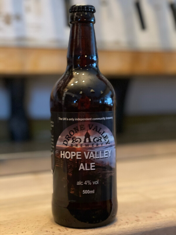 DRONE VALLEY - HOPE VALLEY ALE