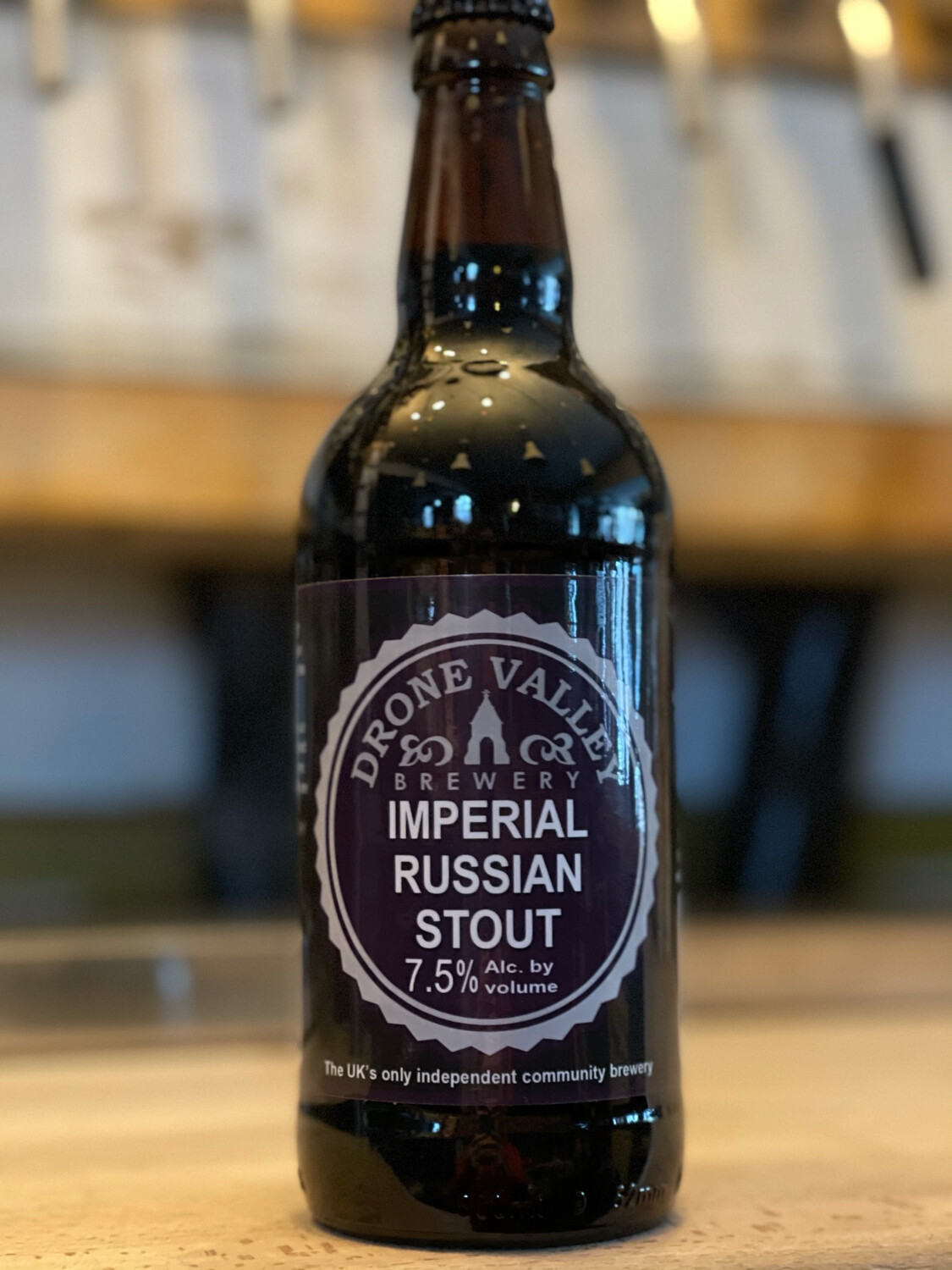 DRONE VALLEY - IMPERIAL RUSSIAN STOUT