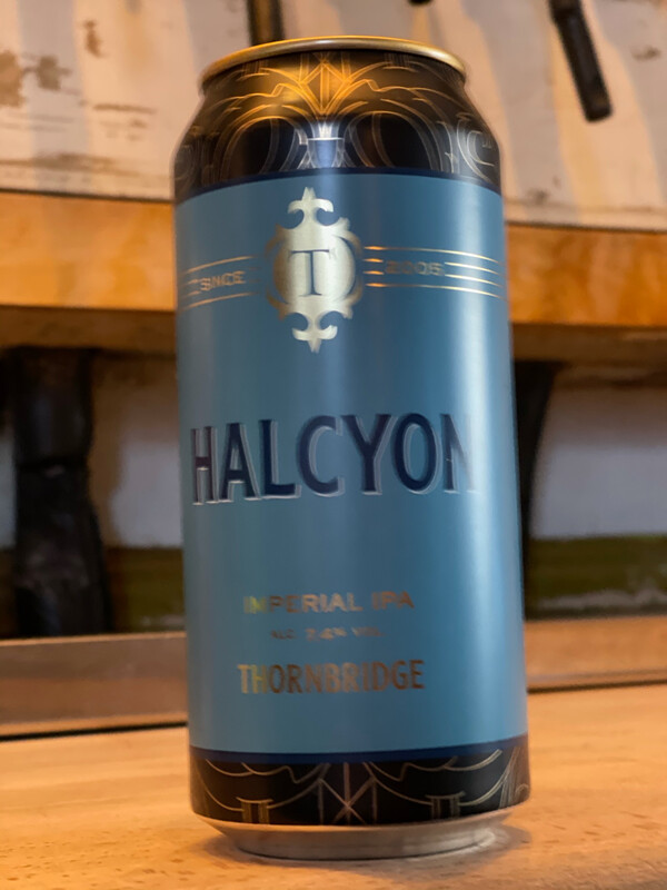 "THORNBRIDGE - ""HALCYON"" 7.4%"