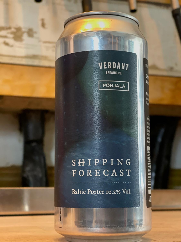 VERDANT / POHJALA - SHIPPING FORCAST