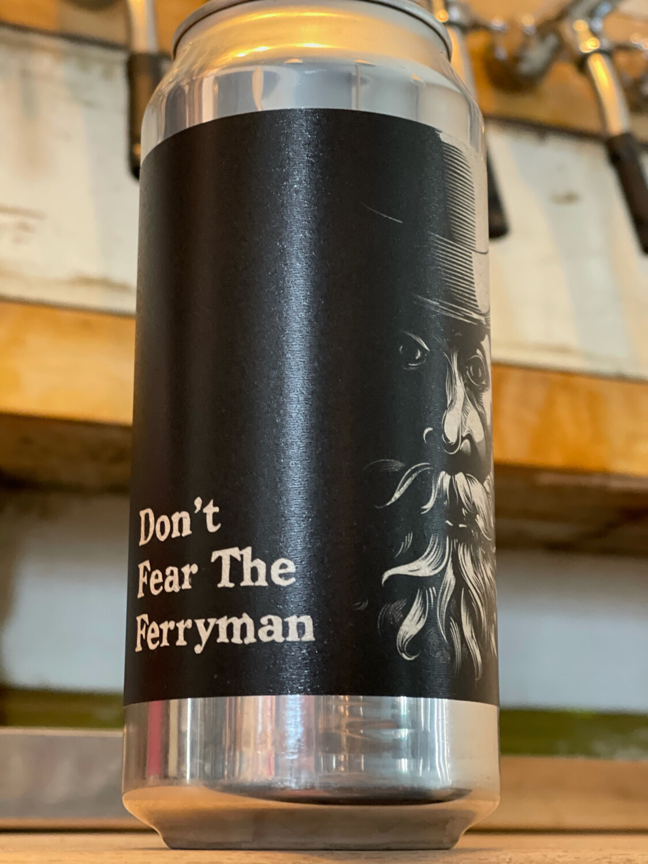 VERDANT - DONT FEAR THE FERRYMAN
