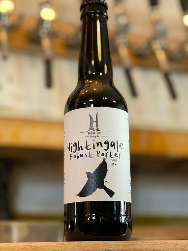 HOLLOW TREE BREWERY - NIGHTINGALE