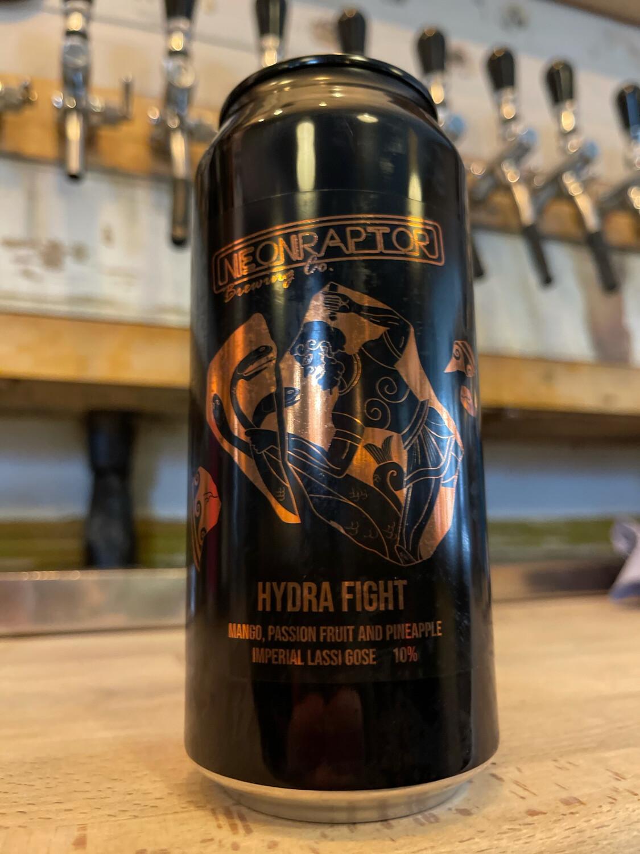 NEON RAPTOR - HYDRA FIGHT