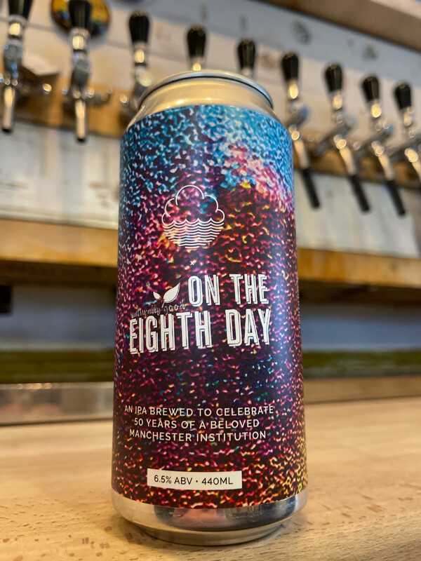 CLOUDWATER- ON THE 8th DAY