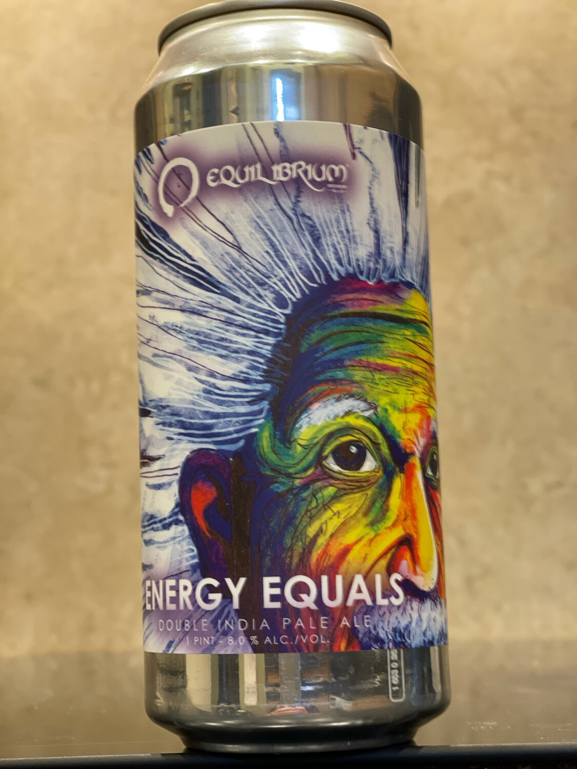 EQUILIBRIUM BREWERY - ENERGY EQUALS