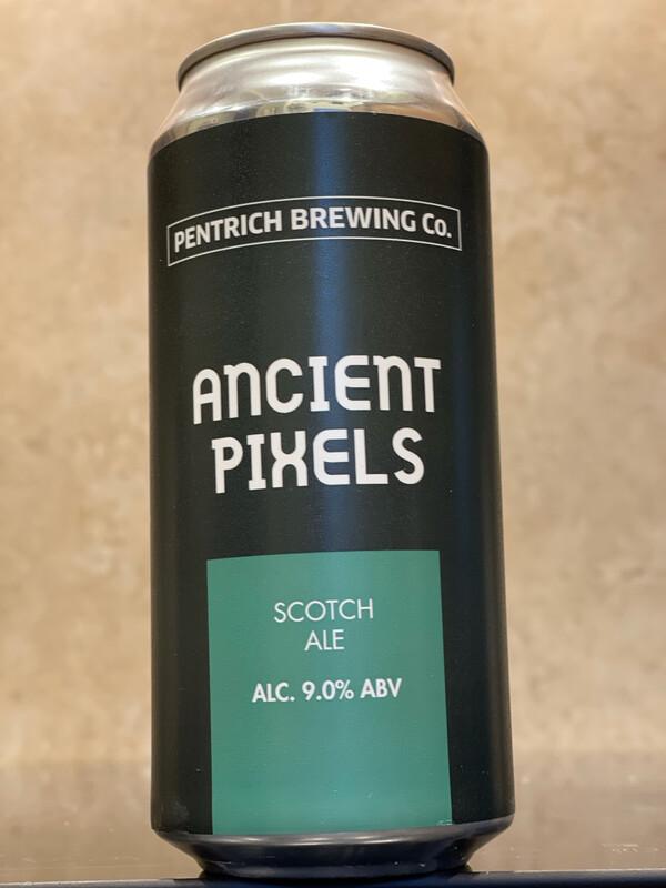 PENTRICH BREWING CO - ANCIENT PIXELS