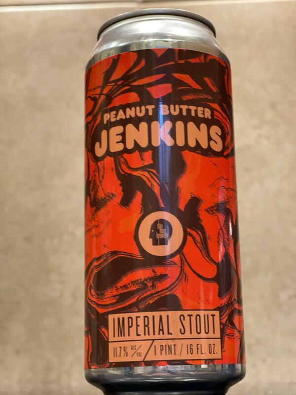 THIN MAN BREWERY- PEANUT BUTTER JENKINS