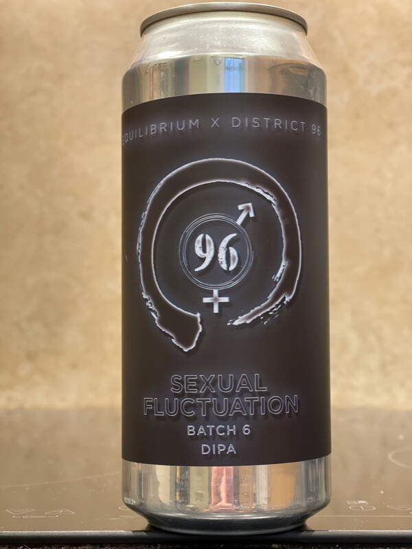 EQUILIBRIUM BREWERY- SEXUAL FLUCTUATION