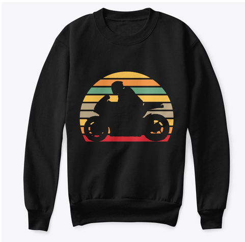 NBK Sunset Rider sweater