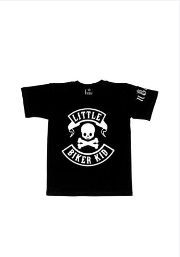 NBK Little Biker Kid T-shirt