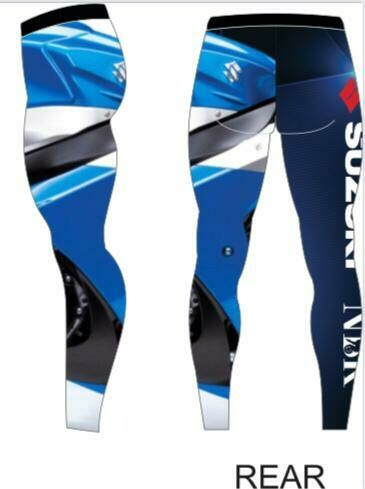 Men NBK Gixxer Tights