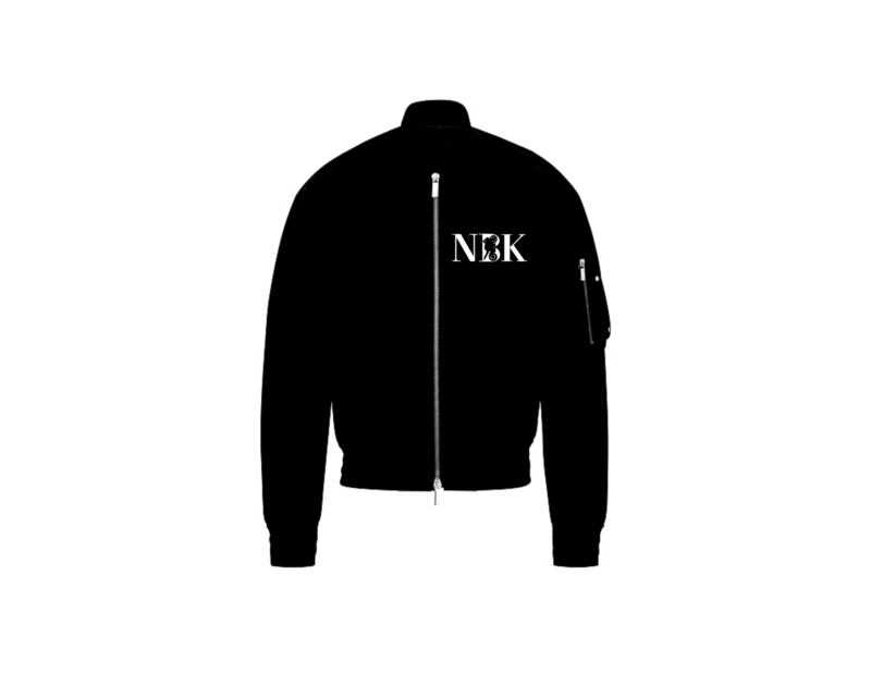 NBK Ride to Live bomber jacket