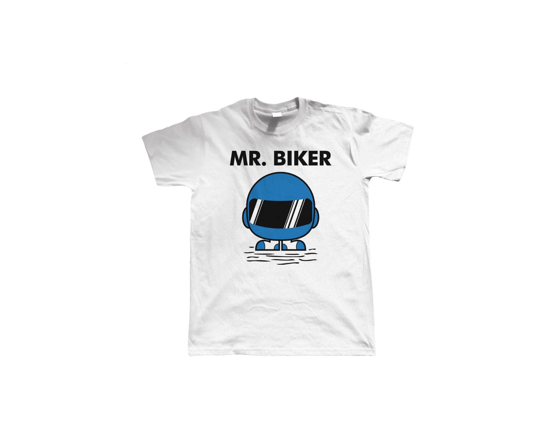 NBK Kids Mr Biker T-shirt
