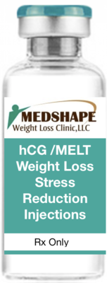 hCG / MELT Weight Loss Stress Reduction Injections