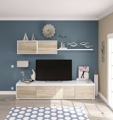 TV Unit with Storage