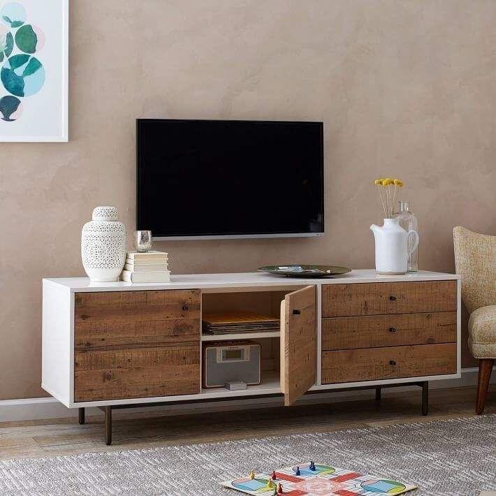 TV Unit Console Table