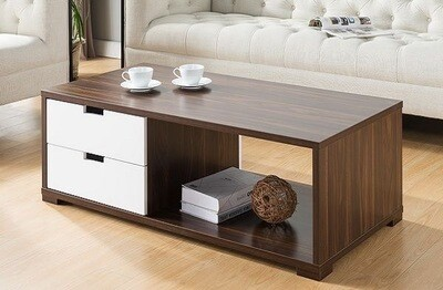 Tea Table with Drawers