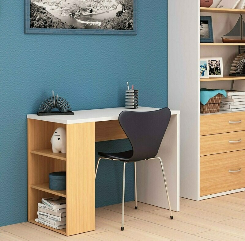 Study Table with Storage