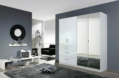 Hight Gloss White - 6ft x 6.5ft