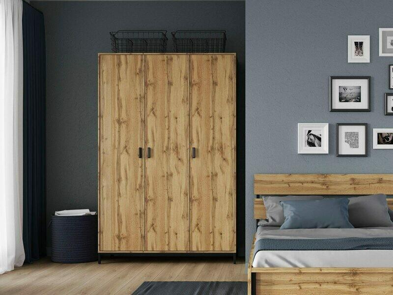 Rustic Wooden - 5ft x 6ft