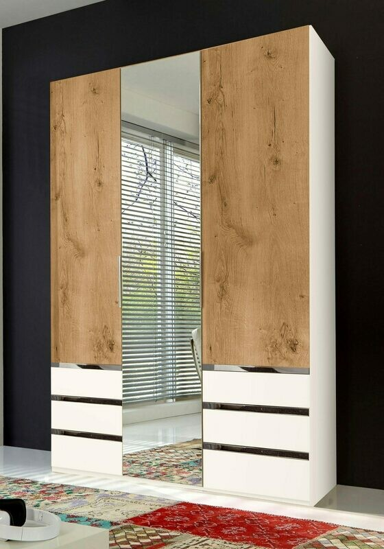 Plank Oak Coloured - 5ft x 7.5ft