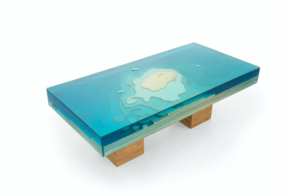 Robben Island Coffee Table
