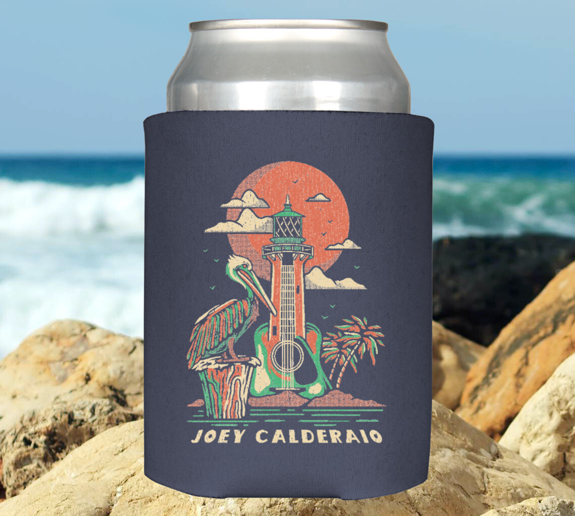 Jupiter Lighthouse Koozie