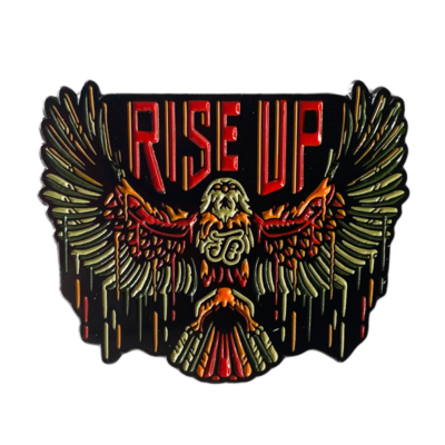 Rise Up Collectible Pin