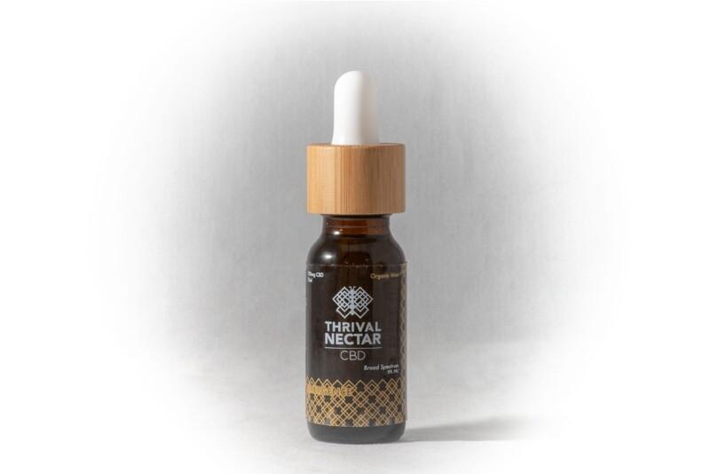 Broad Spectrum Oil (0% THC)
