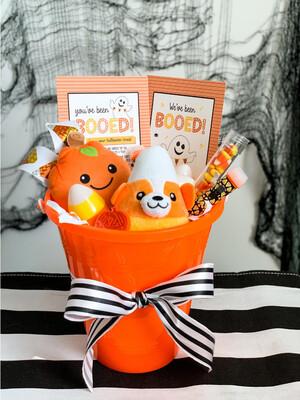 You've Been Booed! Halloween in a Bucket