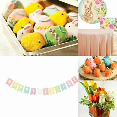 Deluxe Easter Dessert Party in a Box