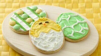 Easter Homemade Organic Cookie Kit