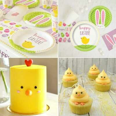 Easter Dessert Party in a Box