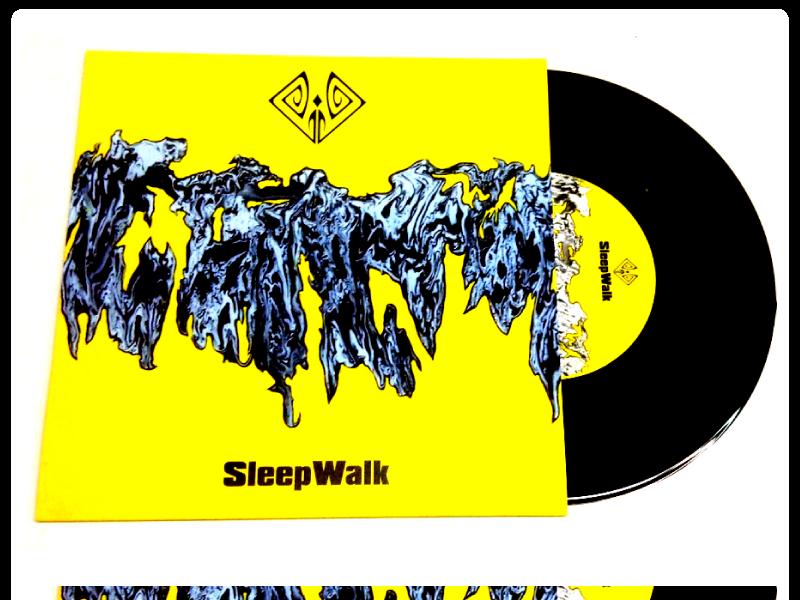 The Sleepwalk Project (7 in.)