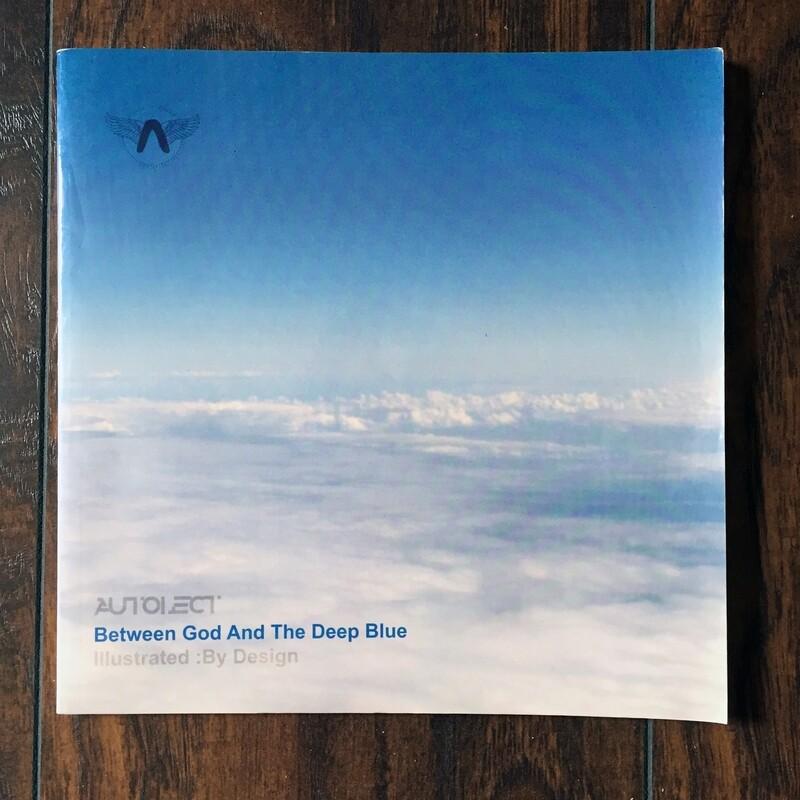 Deep Blue Paperback
