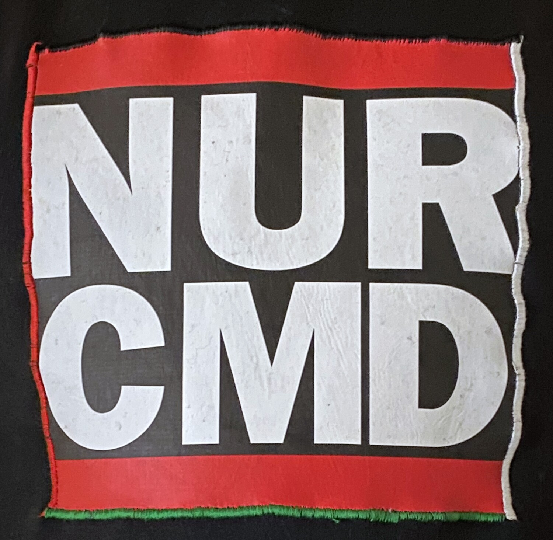 NUR CMD - Custom Hoody (BLK)