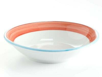 Bowl Sopa Corona Calypso Coral 10 oz.