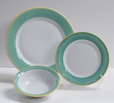 Set de 4 Puestos Calypso Verde